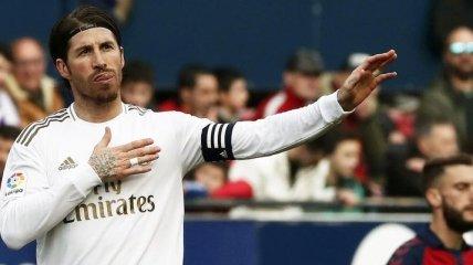 """""""Реал"""" хочет, чтобы Рамос был в клубе еще долгие годы"""