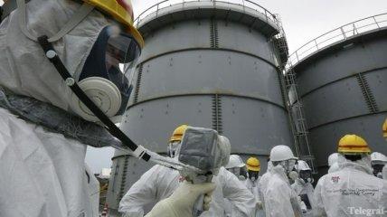 """На АЭС """"Фукусима-1"""" произошла новая утечка радиоактивной воды"""