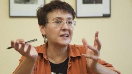 "Оксана Забужко номинирована на премию ""Ангелус"""