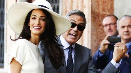 Двухнедельный гардероб Амаль Клуни стоит 45000 долларов