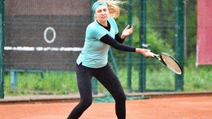 Надежда Киченок снялась с выставочного турнира
