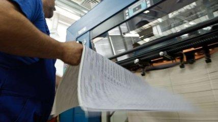 Совет коалиции требует перепечатать бюллетени в Тернополе и Мариуполе