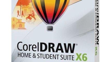 CorelDRAW Home и Student Suite X6 на русском языке
