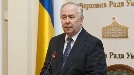 Рыбак рассказал о политической воле Януковича