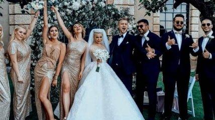 Итальянская свадьба Алины Гросу: сколько потрачено