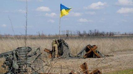 Трое украинских военнослужащих получили ранения на Донбассе