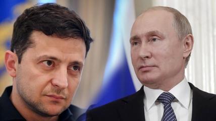Путин не хочет обсуждать с Зеленским нашумевший вопрос