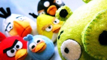 Прибыль разработчиков Angry Birds снизилась на 73%