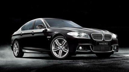 BMW Maestro: автомобиль для ценителей прекрасного