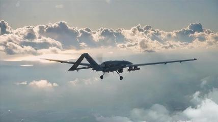Боевой беспилотный летательный аппарат Bayraktar TB2