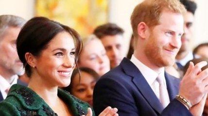 Меган Маркл и Принц Гарри показали новое фото сына Арчи