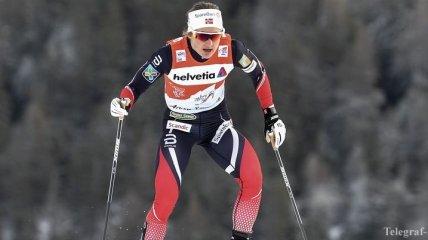 Тур де Ски. Остберг выиграла масс-старт