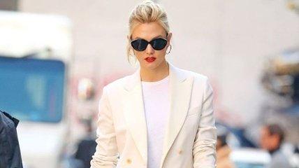 С чем носить белый пиджак летом в 2020 году (Фото)