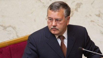 """Гриценко представил пятерку в списке партии """"Гражданская позиция"""""""