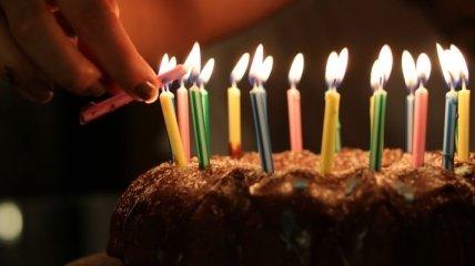 Шикарные СМС поздравления с Днем рождения на 8 ноября