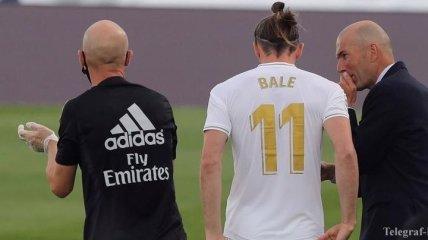 Зидан vs Бэйл: как поступит Реал