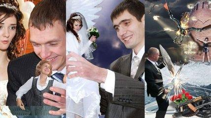 Ужасные свадебные фотографии (Фотогалерея)