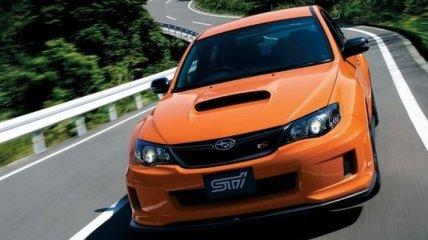 Subaru подготовил специальную Impreza только для Японии