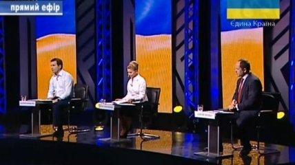 Тигипко, Тимошенко и Коновалюк: бизнес должен быть неприкосновенен
