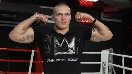 Александр Усик сохранил за собой третью строчку в рейтинге WBO