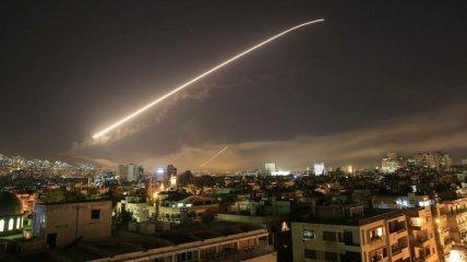 Минобороны РФ: по Сирии ударили более 100 ракет