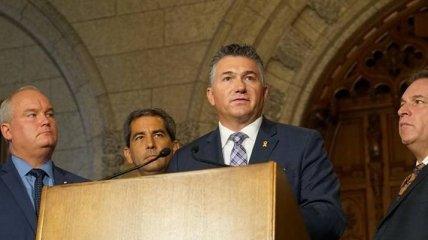 Канадский депутат прокомментировал визит Гройсмана