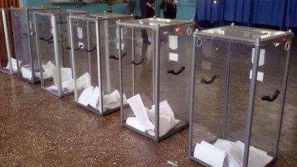 В Украине закрылись избирательные участки на местных выборах-2015