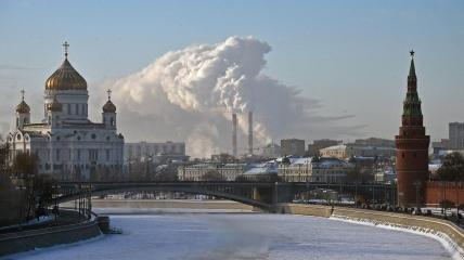 На сутки москвичам рекомендовали поменьше бывать на улице