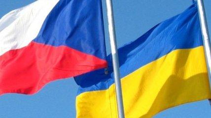 Товарооборот между Чехией и Украиной вырос более, чем на 20%