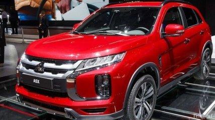Женевский автосалон 2019: новинки от Mitsubishi