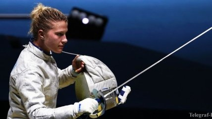Порошенко поздравил Харлан с победой на Кубке мира по фехтованию