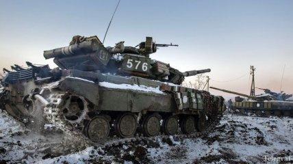 Увеличилось количество обстрелов позиций сил АТО