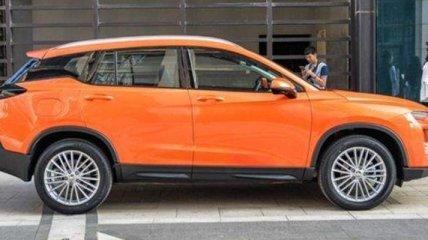 В Китае представили альтернативу популярной модели Hyundai
