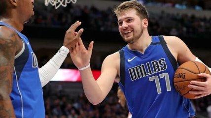 Триумфальное возвращение: Дончич побил рекорд ЛеБрона в NBA