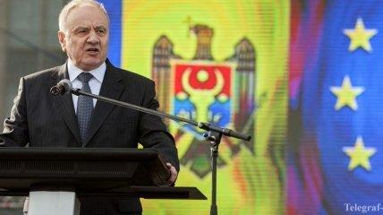 Президент Молдовы поддерживает вступление страны в НАТО