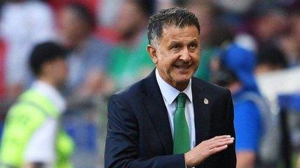 Тренер сборной Мексики рассказал, как остановить Неймара