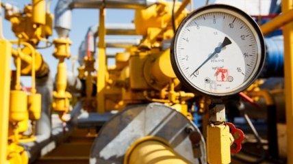 Запасы газа в ПХГ Украины увеличились до 9,516 млрд кубометров