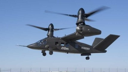 Военная техника: конвертоплан будущего Bell V-280 впервые поднялся в воздух (Видео)