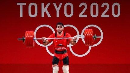 Олимпиада, день-11-й: результаты в тяжелой атлетике