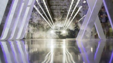 BMW выпустила первый полностью электрический кроссовер (Фото)
