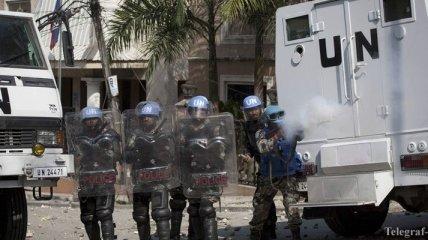 """""""Голубые каски"""" под прицелом: в 2017 году убито полсотни миротворцев"""
