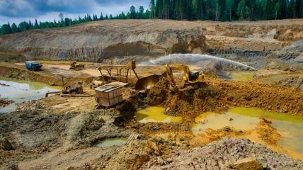 Россия выставила на торги проблемное месторождение золота: известна цена