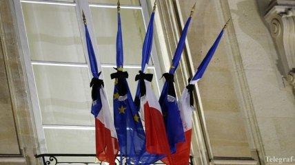 Французская полиция начала операцию по захвату террористов