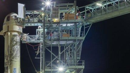 Blue Origin Джефа Безоса планирует отправить человека в космос уже в этом году