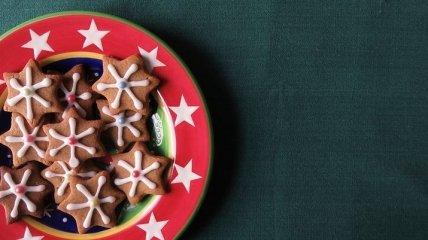 Рецепт дня: медовые пряники с глазурью к Рождеству