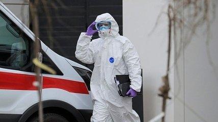 На Львовщине от коронавируса умер фельдшер скорой помощи