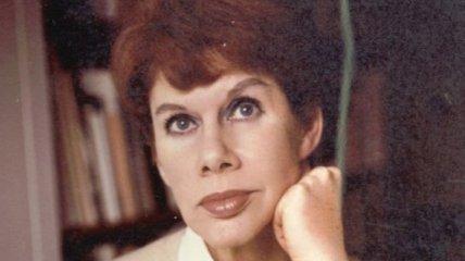 Умерла известная писательница Анита Брукнер
