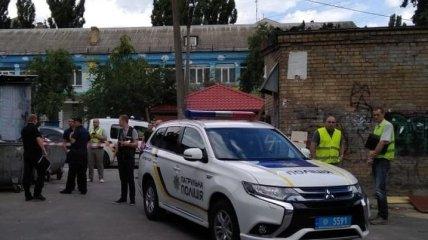 В полиции назвали имя убитого в Киеве копа и озвучили основные версии