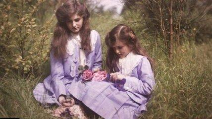 Что было запечатлено на самых первых цветных снимках (Фото)