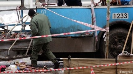 Взрывы в Волгограде: Азаров и Рыбак выразили соболезнования (Видео)